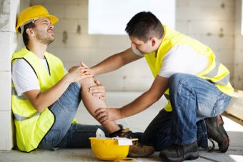 Top Five Common Injuries in the Workplace