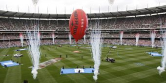 AFL Grand Final – Don't Forget Your Earplugs