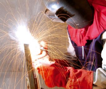 Processes and PPE Critical to Safe Welding