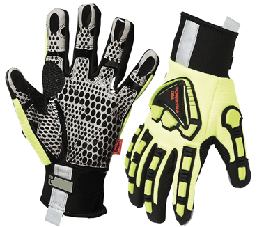 Safety gloves comfort and fit