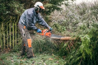 The importance of PPE and safety equipment for landscapers