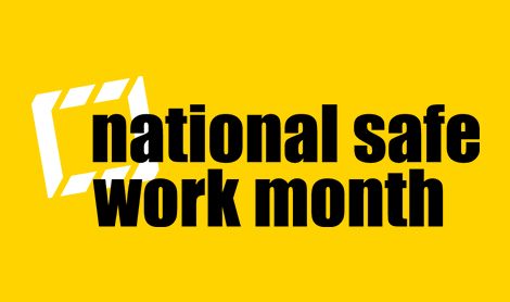 national safe work month $5000