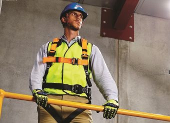 Six rules you must know about height safety
