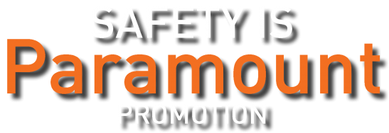 25 Years of Paramount Safety Products