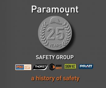 Celebrating 25 Years of Paramount Safety