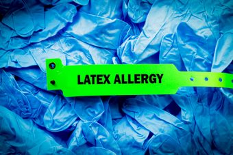 Latex Glove Allergies and Contact Dermatitis