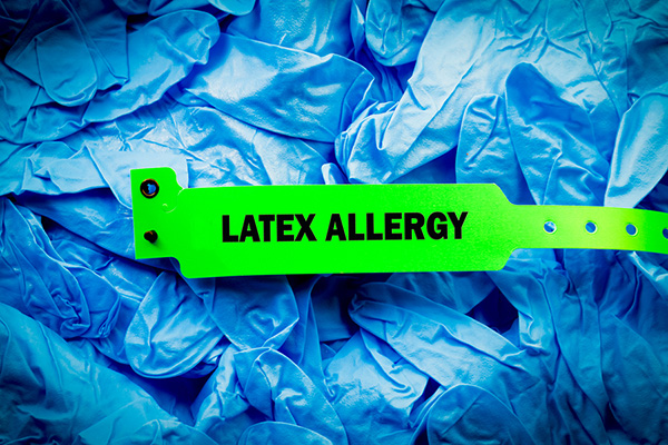 Latex Glove Allergy