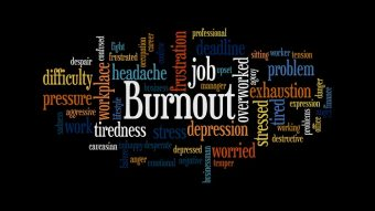 Worker burnout contributes to decreased safety