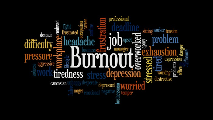 Worker Burnout Safety