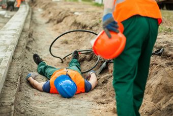 What to do if an employee is injured at work: employer's guide