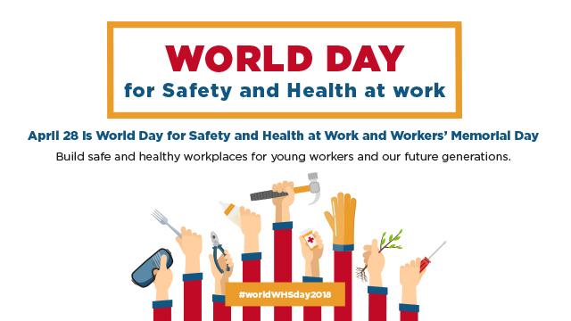 world safety day 2018