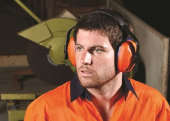 What are the best ear muffs and controls for hearing protection?