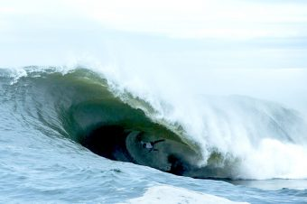 Big wave surfing: how smart choices, training and staying calm impacts safety and survival