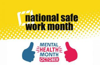Mental Health Month and National Safe Work Month