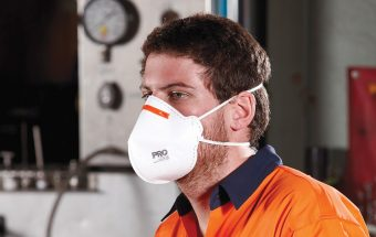 How facial hair impacts face masks and respiratory protection seals