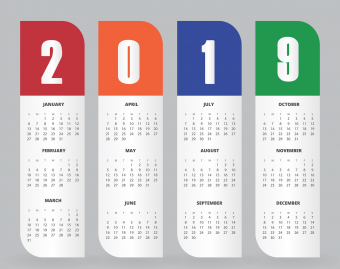 2019 OHS/WHS Safety and Events Calendar