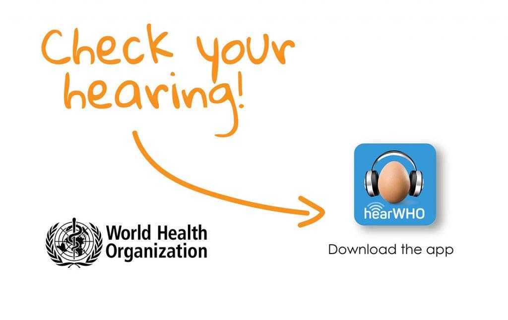 hearwho hearing test app