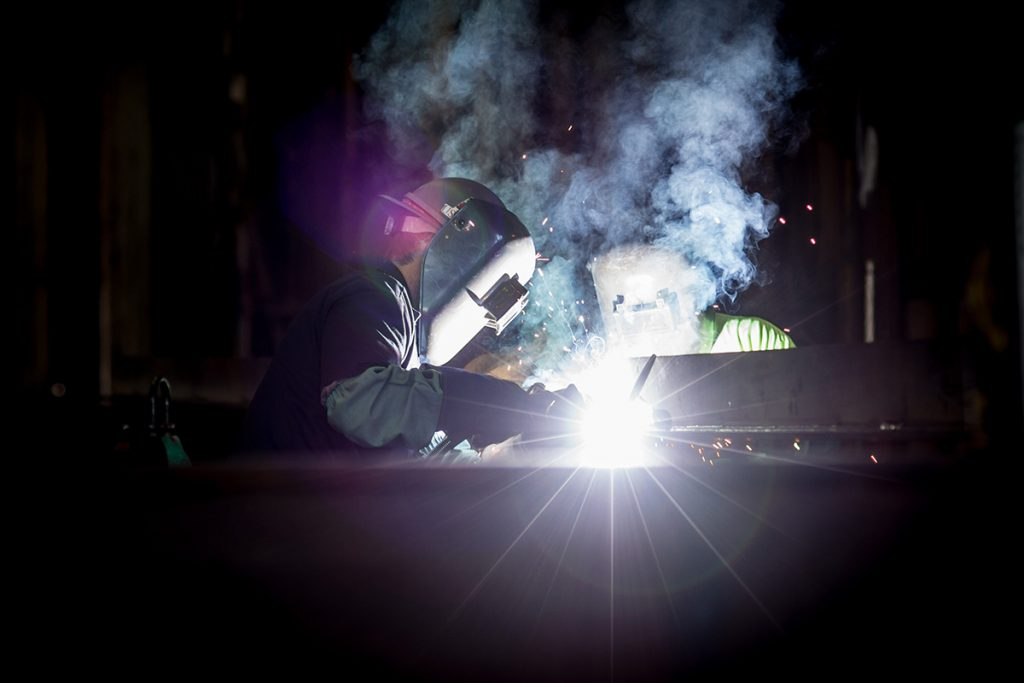 welding fumes cancer